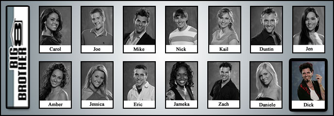BB8 Houseguests